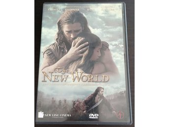 The New World (Colin Farrell) 2005 - DVD