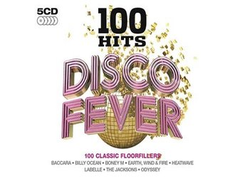 100 Hits / Disco Fever (5 CD)