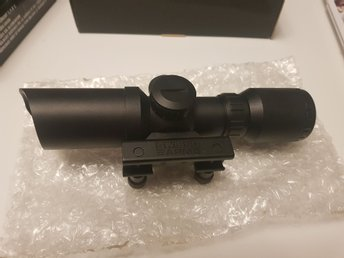 Swissarms 1.5-5x32 compact scope intergrated mount