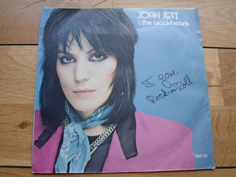 Joan Jett / I love rock n roll