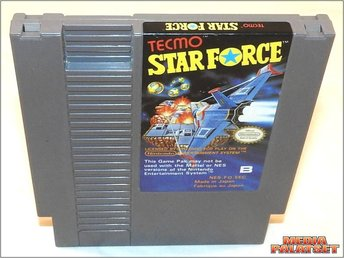 Star Force (NES/SCN)