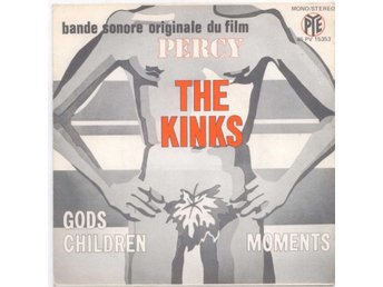 "KINKS - Gods Children  7"" Singel  Frankrike"
