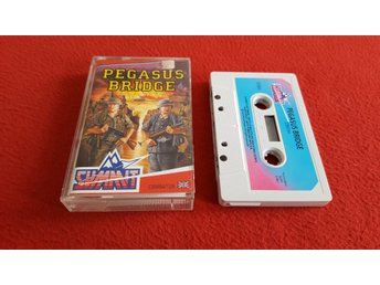 PEGASUS BRIDGE till Commodore 64 C64