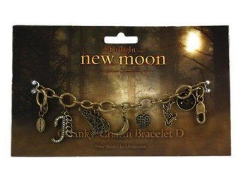 The Twilight Saga - New Moon - Chunky Charm Bracelet D - Neca