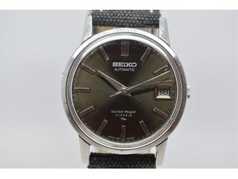 SUPER FIN VINTAGE UR SEIKO 17 JEWELS AUTOMATIC.