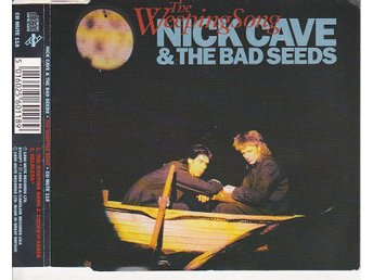 NICK CAVE & THE BAD SEEDS: The Weeping Song 1990 Maxi-CD