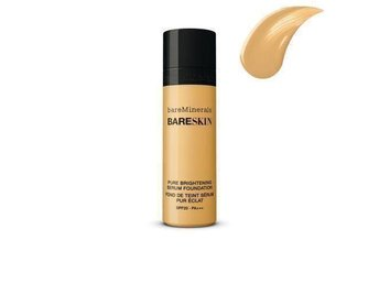 bareMinerals Pure Brightening Serum Foundation SPF Buff10