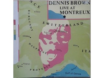 Dennis Brown   titel*  Live At Montreux
