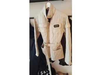 Barbour international quilt jacket strl 36 - Linköping - Barbour international quilt jacket strl 36 - Linköping