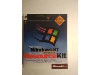 Microsoft® Windows NT® Workstation 4.0 Resource Kit 1996