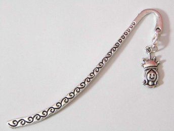 Prinsessa bokmärke / Princess bookmark