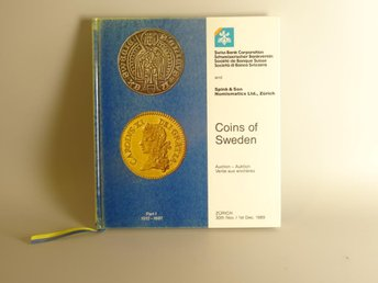 Coins of Sweden