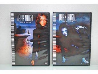 Dark Angel - HELA SERIEN med Jessica Alba & Michael Weatherly (NCIS Tony) - Ramlösa - Dark Angel - HELA SERIEN med Jessica Alba & Michael Weatherly (NCIS Tony) - Ramlösa