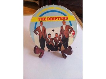 THE DRIFTERS - PICTURE DISC !