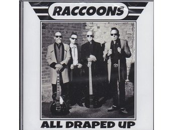CD  The Raccoons-All Draped Up