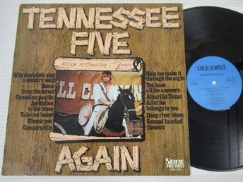 Tennessee Five Again - Norrköping - Tennessee Five Again - Norrköping
