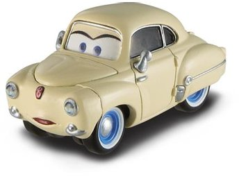 Disney Cars 2 - Mama Topolino - Huddinge - Disney Cars 2 - Mama Topolino - Huddinge