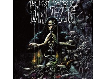 DANZIG-LTD 2LP 500ex-The Lost Tracks Of Danzig-Black Double 180g Vinyl+Booklet