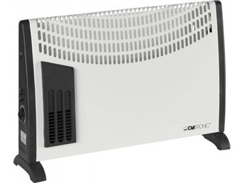 Clatronic KH 3433 convector heater with fan - Solna - Clatronic KH 3433 convector heater with fan - Solna