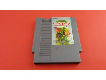 TURTLES 2 II THE ARCADE GAME till Nintendo NES