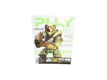 Super Play Nr 2 2002 HALO