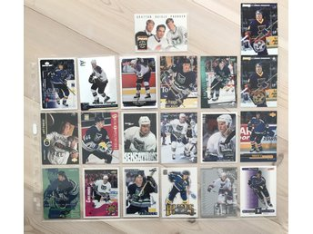 Chris Pronger LOT! 20st! Hockeykort Hockeybilder