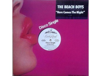 "The Beach Boys title* Here Comes The Night* Disco 12"" US"