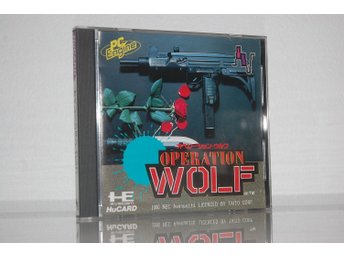 Operation Wolf  -  Komplett  -  PC Engine
