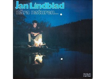Jan Lindblad - Nära Naturen vinyl LP