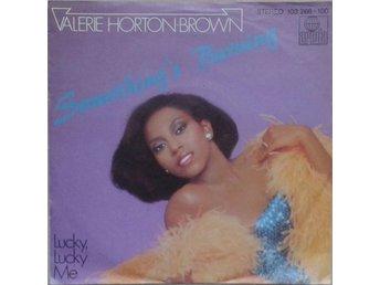 "Javascript är inaktiverat. - Sthlm - Valerie Horton-Brown title* Something's Burning Label:Ariola, 103 266, 103 266 - 100 Format:7"" Country:Germany Released:1981 Style:Funk / Soul, Disco EX+/VG - Sthlm"