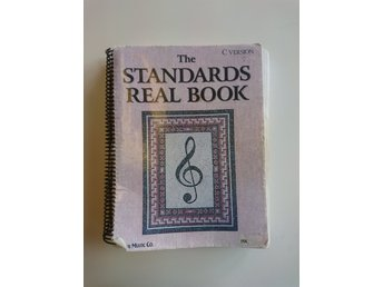 The Standards Real Book C-version