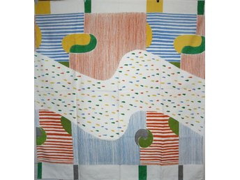 JOSEF FRANK COLLECTION Backhausen Almedahls Duk Tyg 136x132