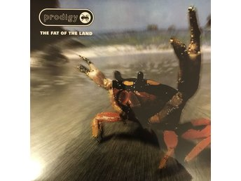 PRODIGY -  THE FAT OF THE LAND 2-LP NY