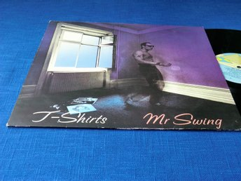 "T-SHIRTS: LP, ""Mr SWING"""