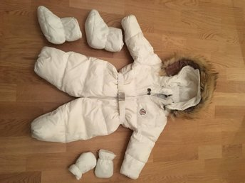 Moncler overall str L