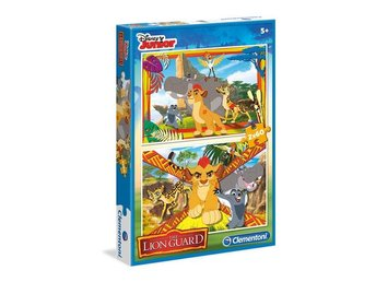 2x60 pcs. Puzzles Kids Special Collection Lion Guard