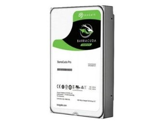 "Seagate BarraCuda Desktop HDD 3,5"" 6TB, 256MB, 5400RPM"