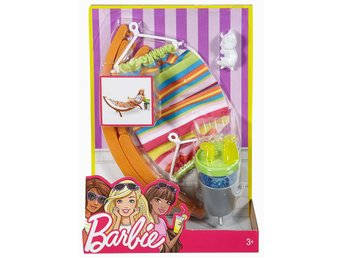 Barbie Hammock Set
