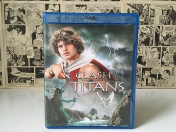 Clash of the Titans (1981) Blu-ray