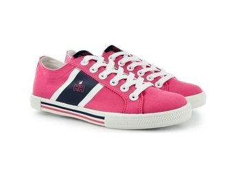PRISSÄNKT! (Nypris 1700kr) NYA Helly Hansen Low top trainers Viking Low Pink