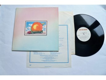 ** The Allman Brothers Band - Eat a peach  **