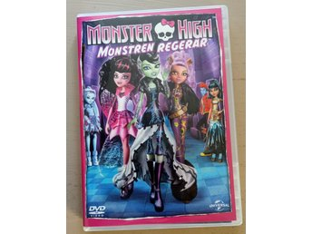 monster high billigt