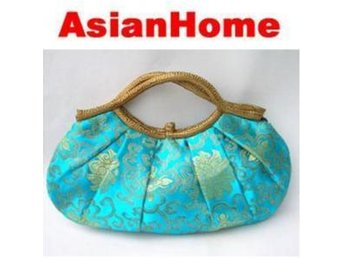 *AsianHome* NY! Japanska Embroided Satin Handväskor (b17)