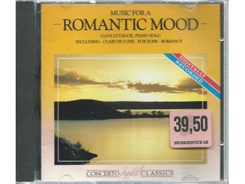 MUSIC FOR A ROMANTIC MOOD
