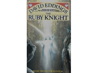 The Ruby Knight, David Eddings (Pocket Eng)