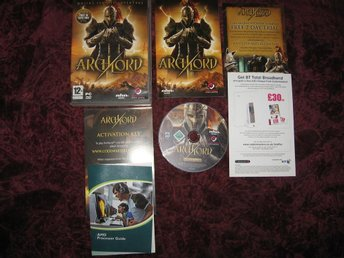 ARCHLORD PC DVD