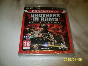 BROTHERS IN ARMS HELL`S HIGHWAY - NY INPLASTAD (PS3)