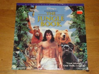 Rudyard Kipling's The Jungle Book Oöppnad (1994) (NTSC/LBX/SRD) [4604 AS]