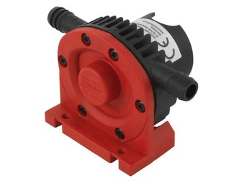 Wolfcraft Borrdriven pump 1300 l/h S=8 mm 2202000