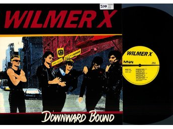 WILMER X - DOWNWARD BOUND - MNWP 155